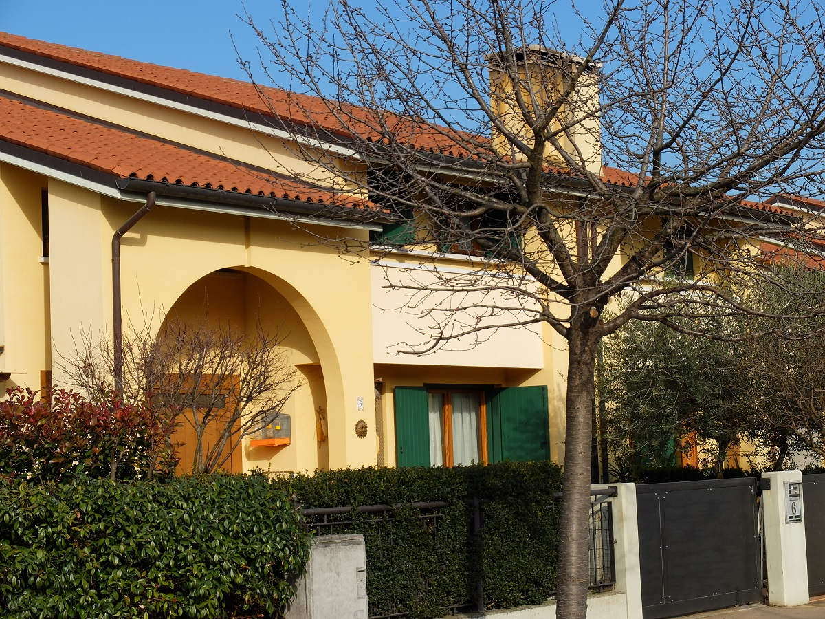 Casa antisimica in provincia di Vicenza